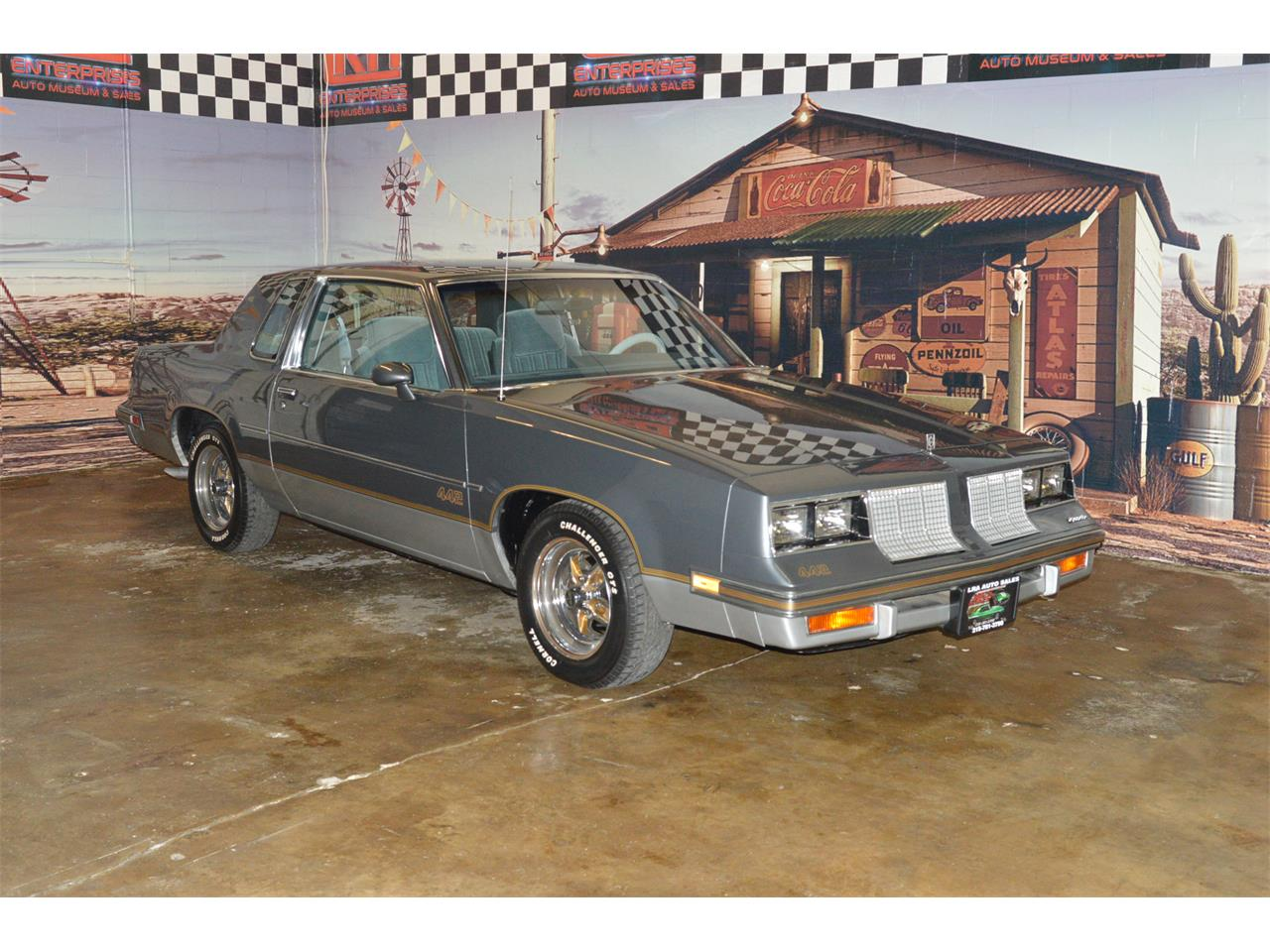 Large Picture of '85 Cutlass Offered by L.R.A. Enterprises Auto Museum & Sales - PQP1