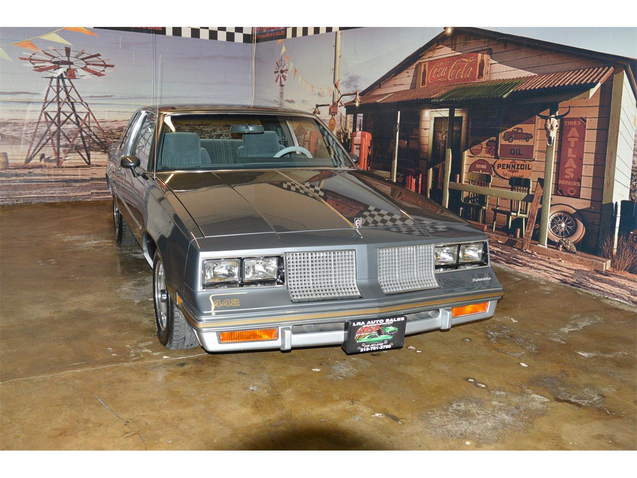 Large Picture of 1985 Oldsmobile Cutlass located in bristol Pennsylvania - $13,900.00 Offered by L.R.A. Enterprises Auto Museum & Sales - PQP1