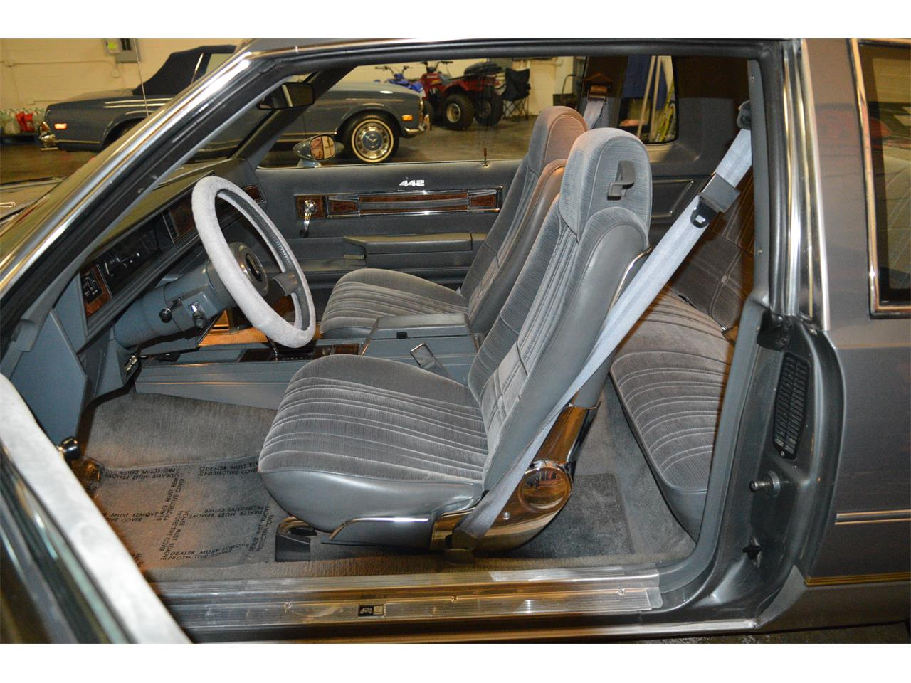 Large Picture of '85 Oldsmobile Cutlass located in Pennsylvania Offered by L.R.A. Enterprises Auto Museum & Sales - PQP1