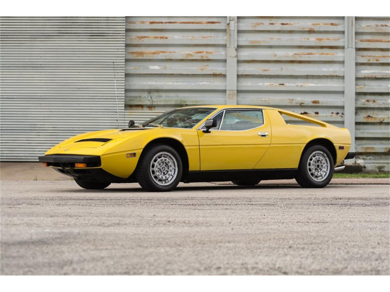 1979 Maserati Merak SS for Sale   ClassicCars.com   CC-1209975