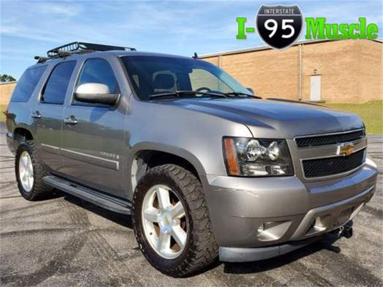 2007 Chevy Tahoe For Sale >> 2007 Chevrolet Tahoe For Sale Classiccars Com Cc 1209998