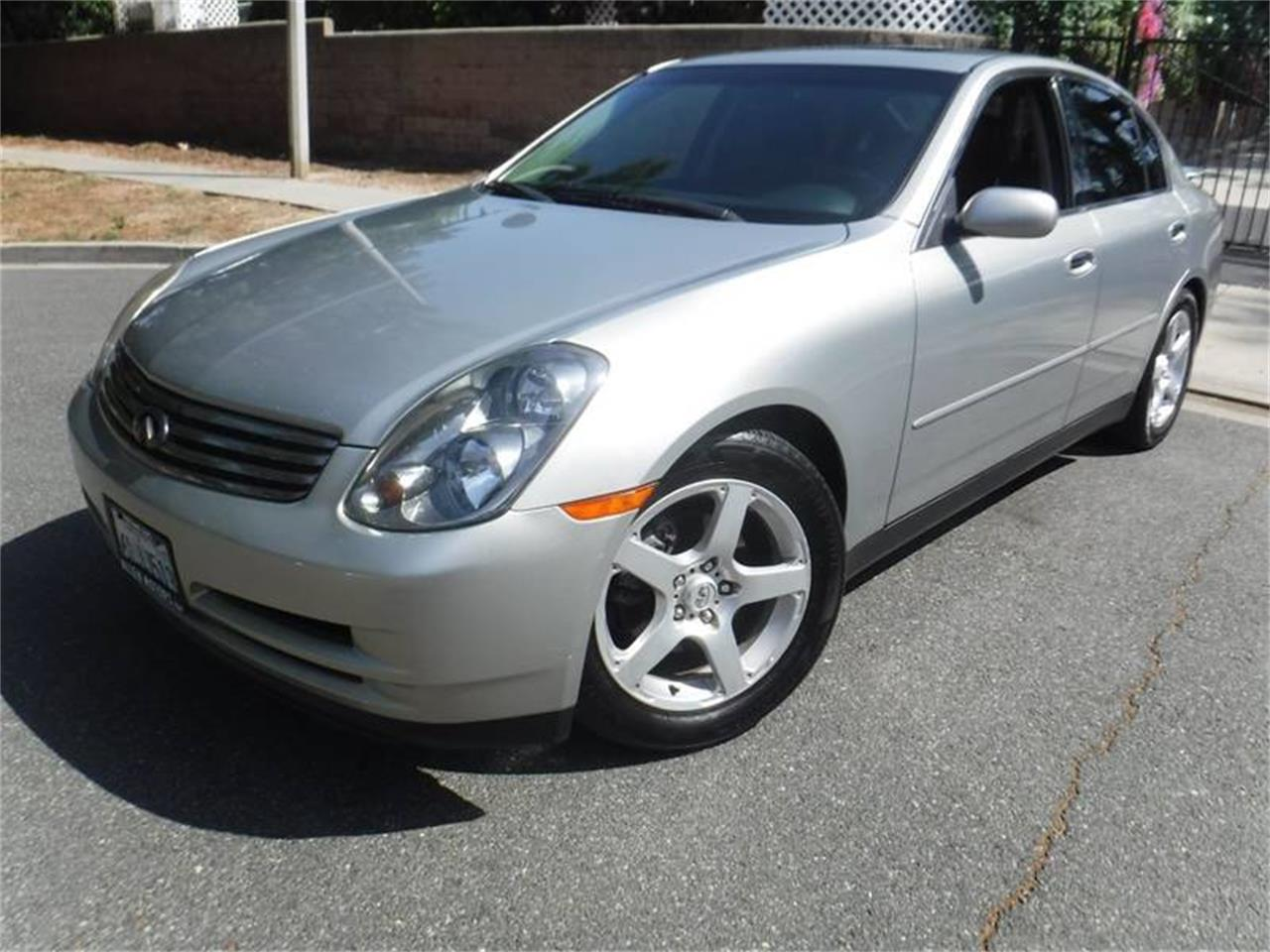 Large Picture of '03 G35 - PYFH