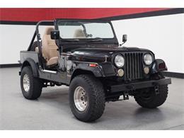 Picture of 1985 Jeep CJ located in Arizona - $13,500.00 - PYGC