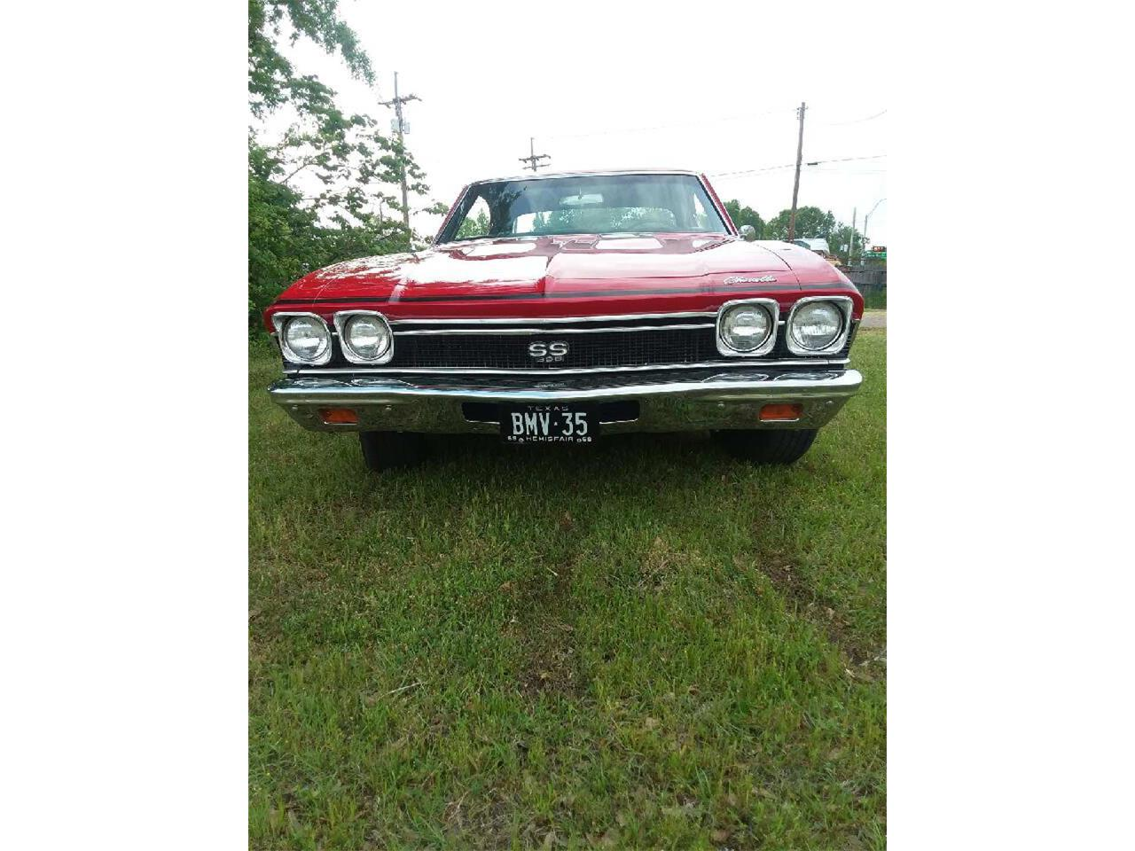 Large Picture of Classic 1968 Chevrolet Chevelle located in Louisiana Offered by Vicari Auction - PYGH