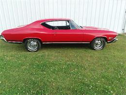 Picture of 1968 Chevelle located in Harvey Louisiana Offered by Vicari Auction - PYGH