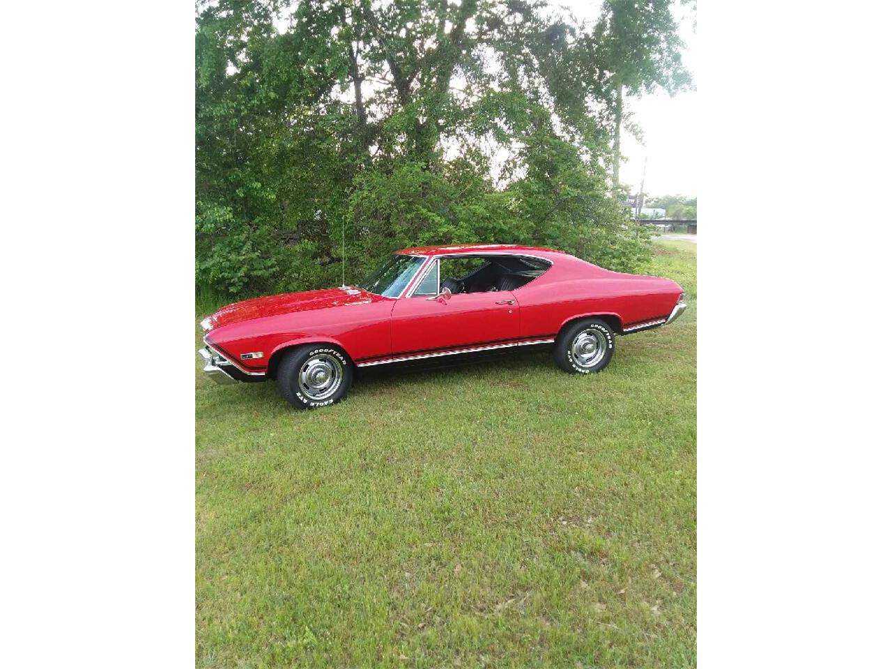 Large Picture of Classic '68 Chevelle located in Louisiana Offered by Vicari Auction - PYGH