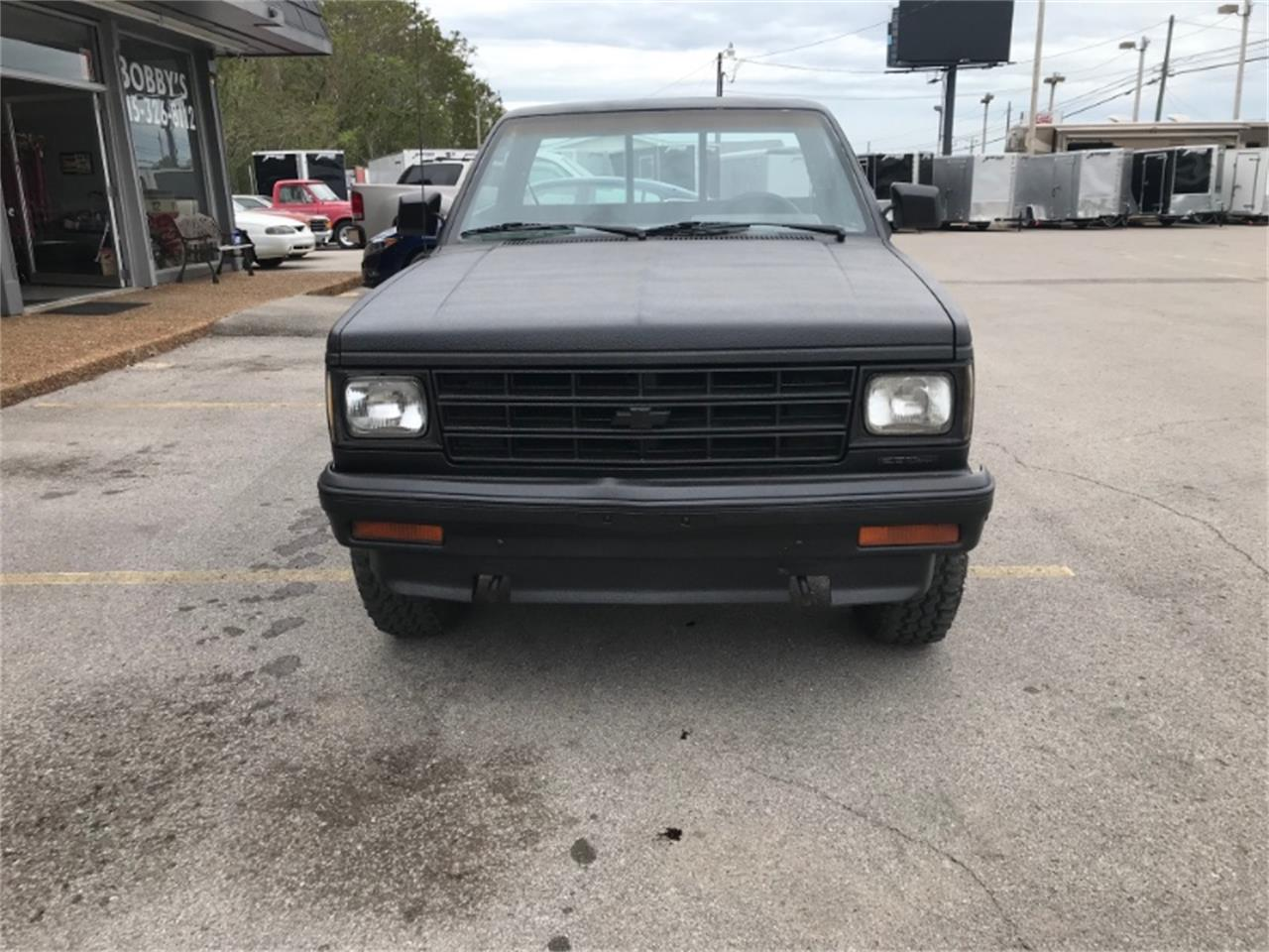 Large Picture of '87 S10 - PYGJ
