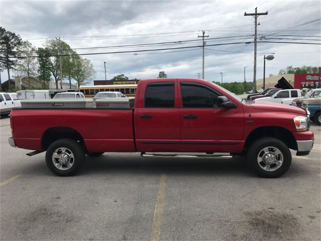 Large Picture of '06 Ram 2500 - PYGL
