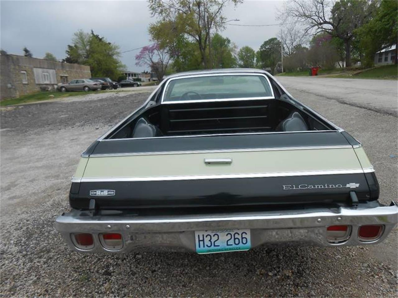 Large Picture of '75 El Camino - PYGN