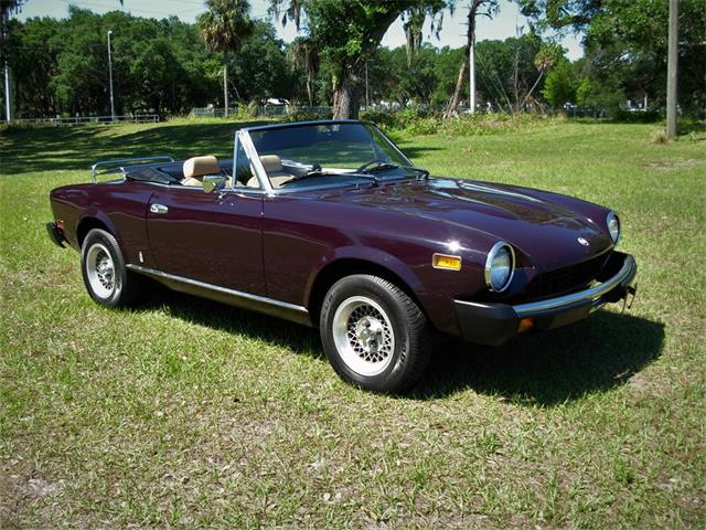 Picture of 1978 Fiat 124 located in Palmetto Florida - $12,495.00 Offered by  - PYGQ