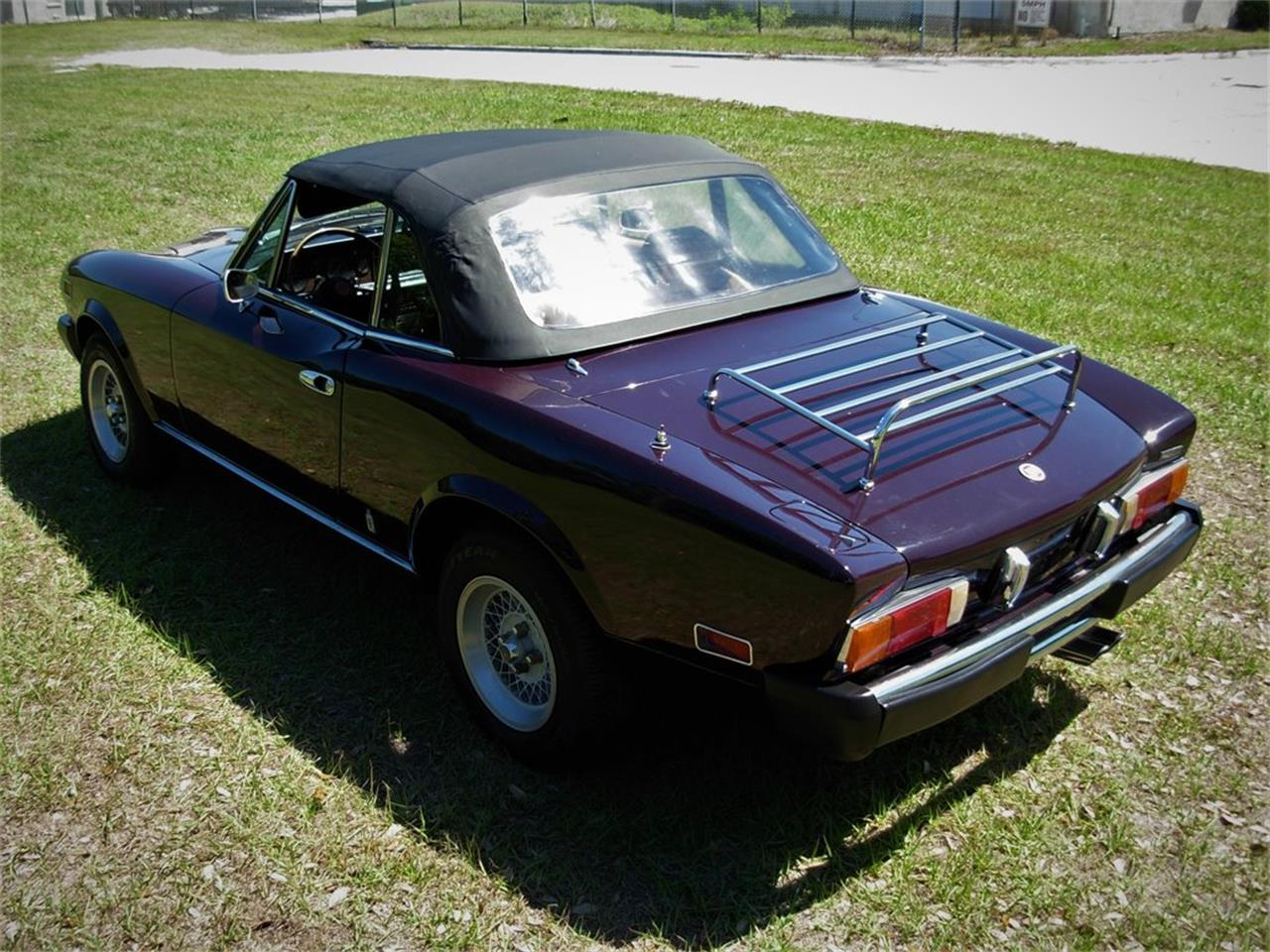 Large Picture of '78 Fiat 124 located in Florida - $12,495.00 - PYGQ