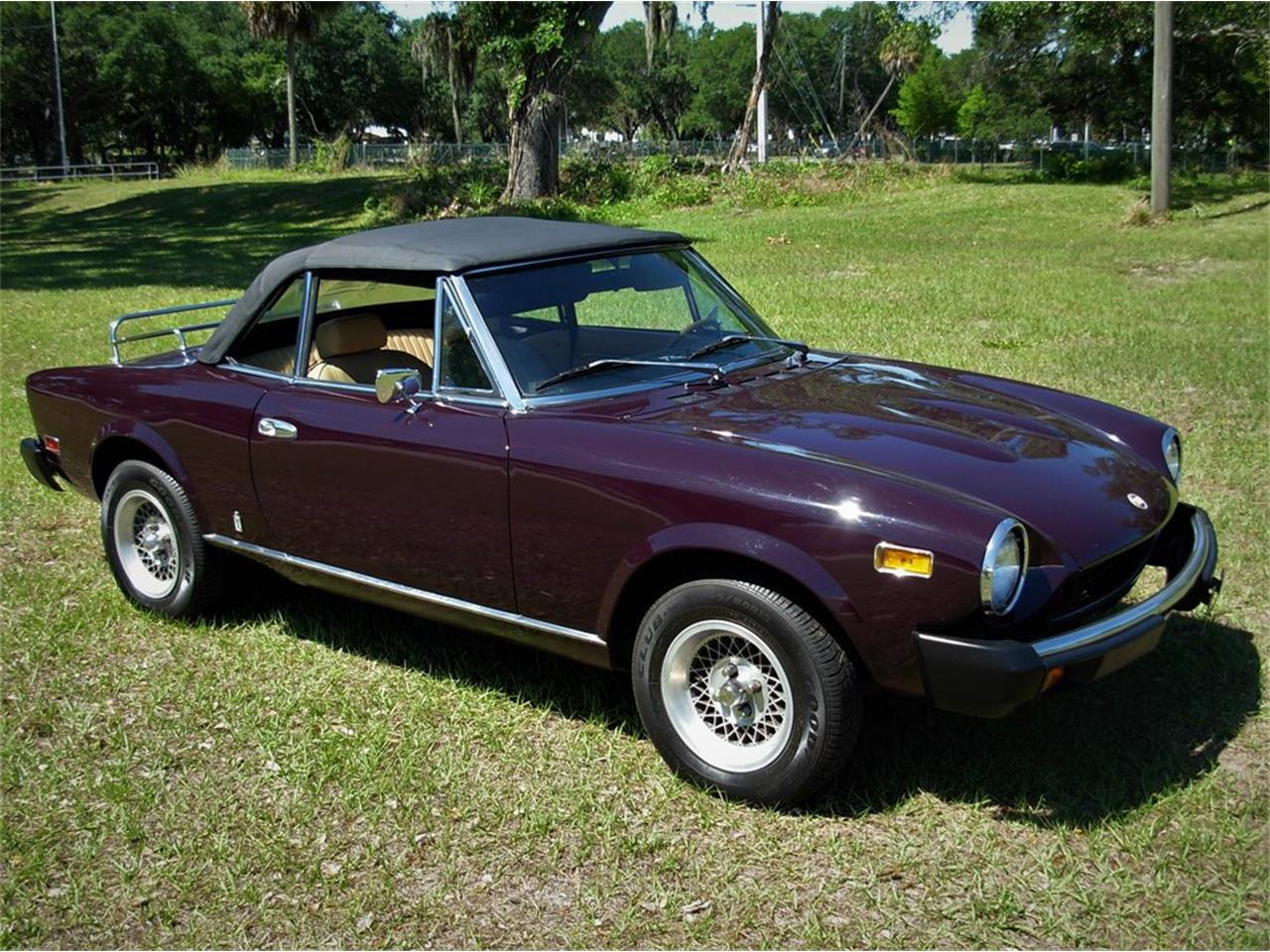 Large Picture of '78 Fiat 124 located in Palmetto Florida Offered by Coast Motor Company - PYGQ