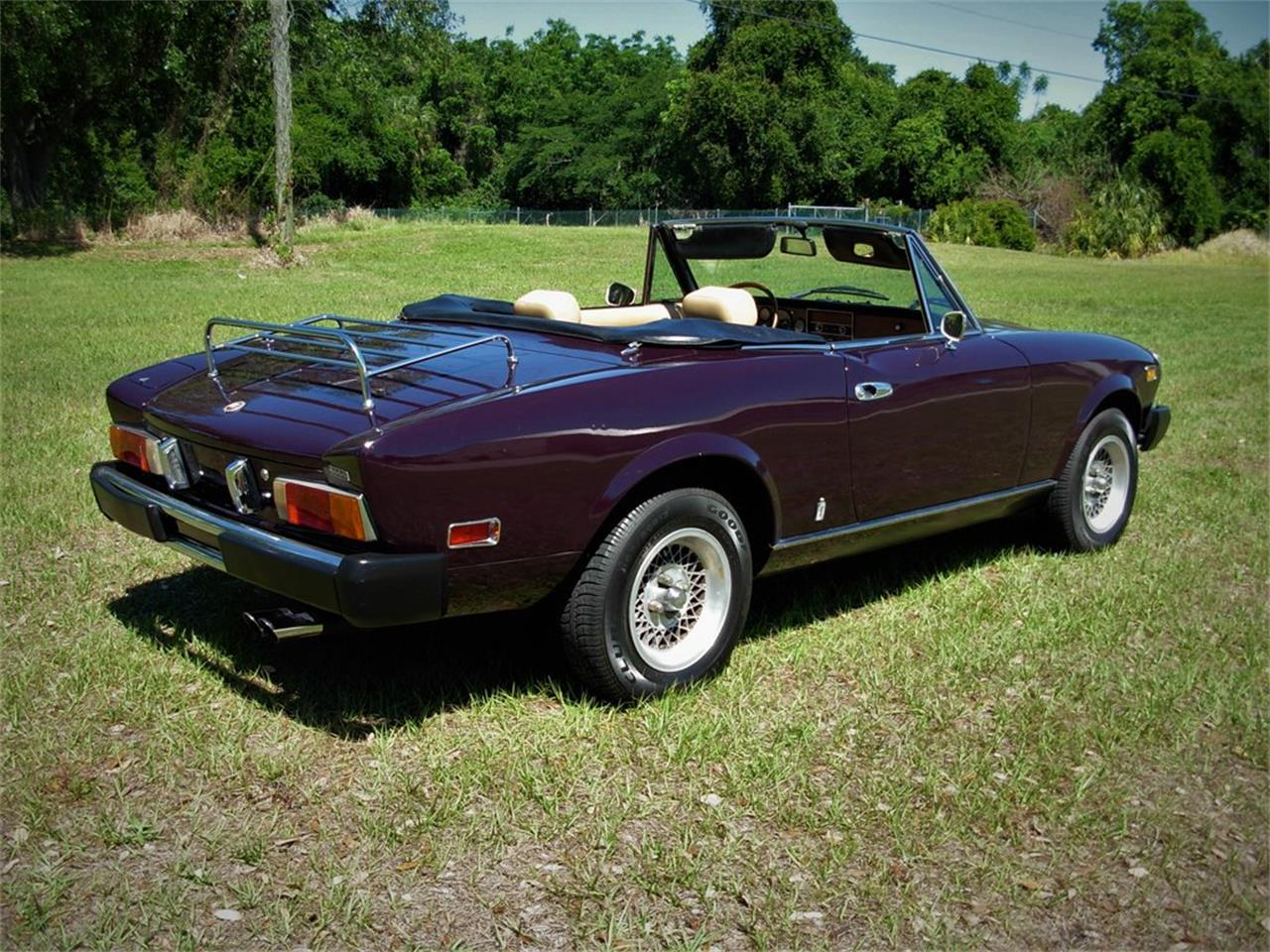 Large Picture of 1978 Fiat 124 located in Florida - $12,495.00 Offered by Coast Motor Company - PYGQ