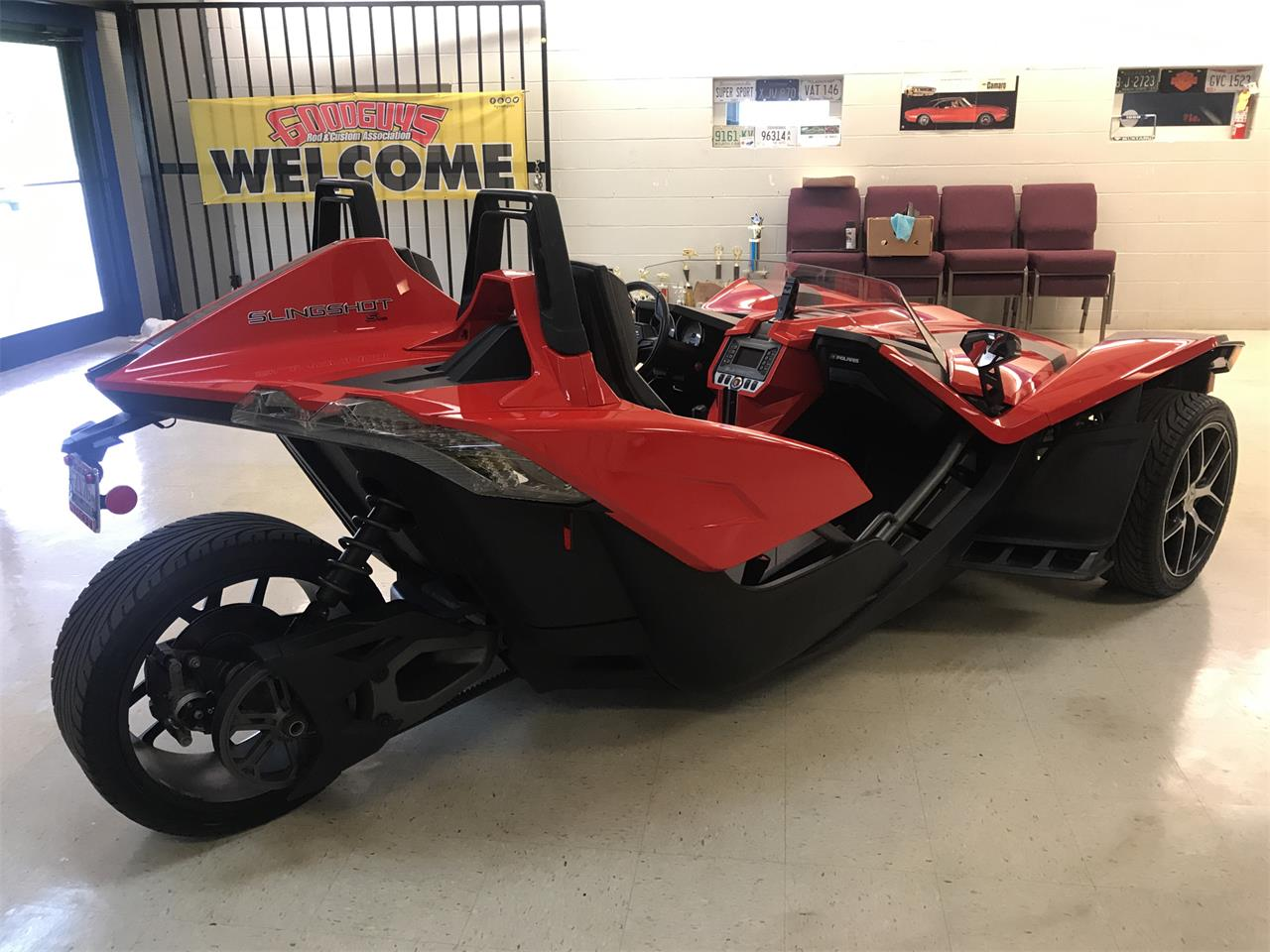 Large Picture of '16 Polaris Slingshot - $17,999.00 Offered by Central Kentucky Classic Cars LLC  - PYGT