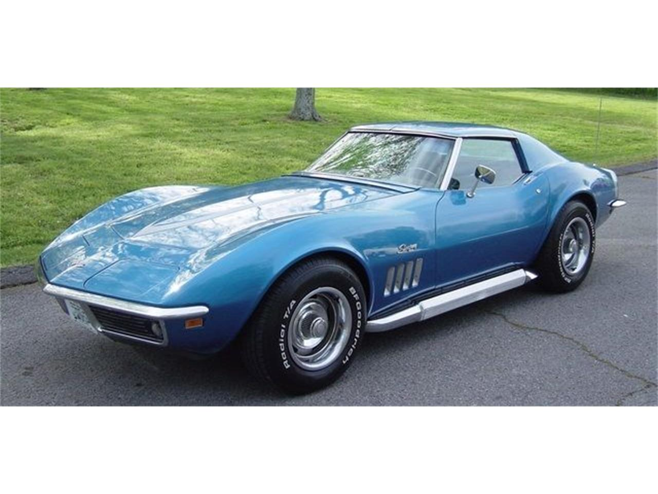 Large Picture of '69 Corvette - PYGY