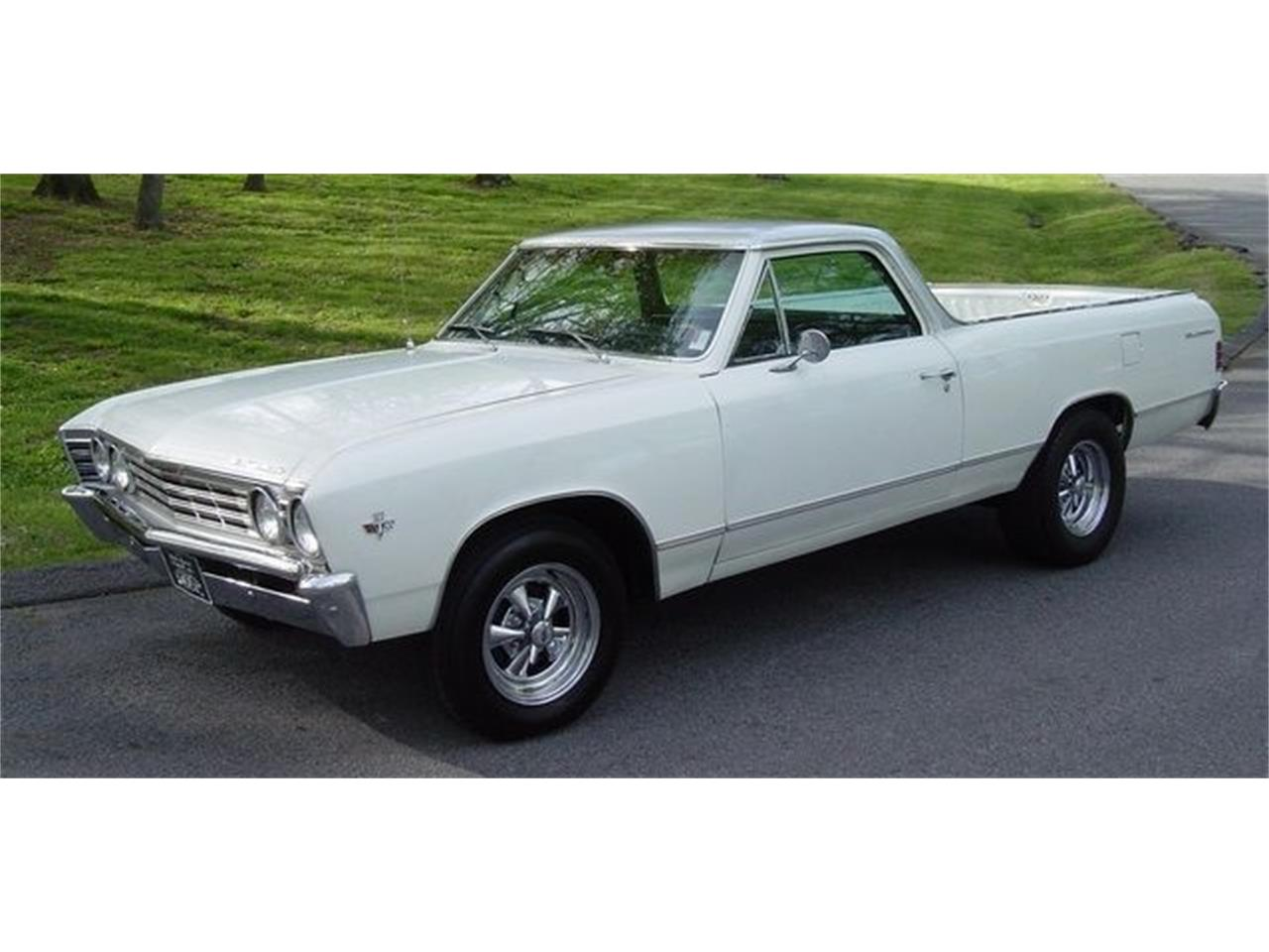 Large Picture of '67 El Camino - PYGZ