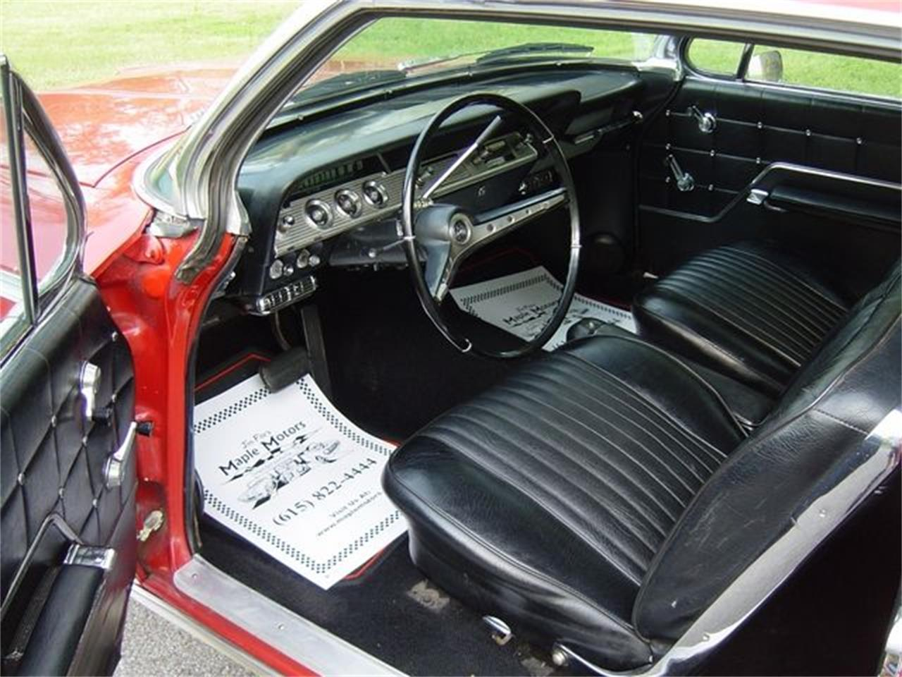 Large Picture of '62 Impala SS - PYH1