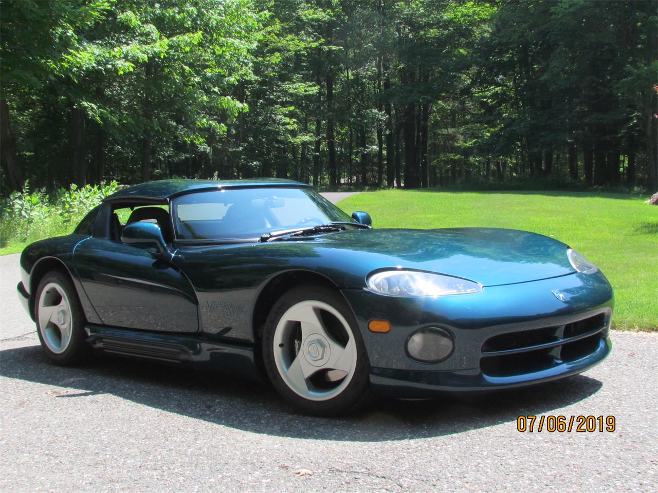 Large Picture of '95 Viper - PYHM