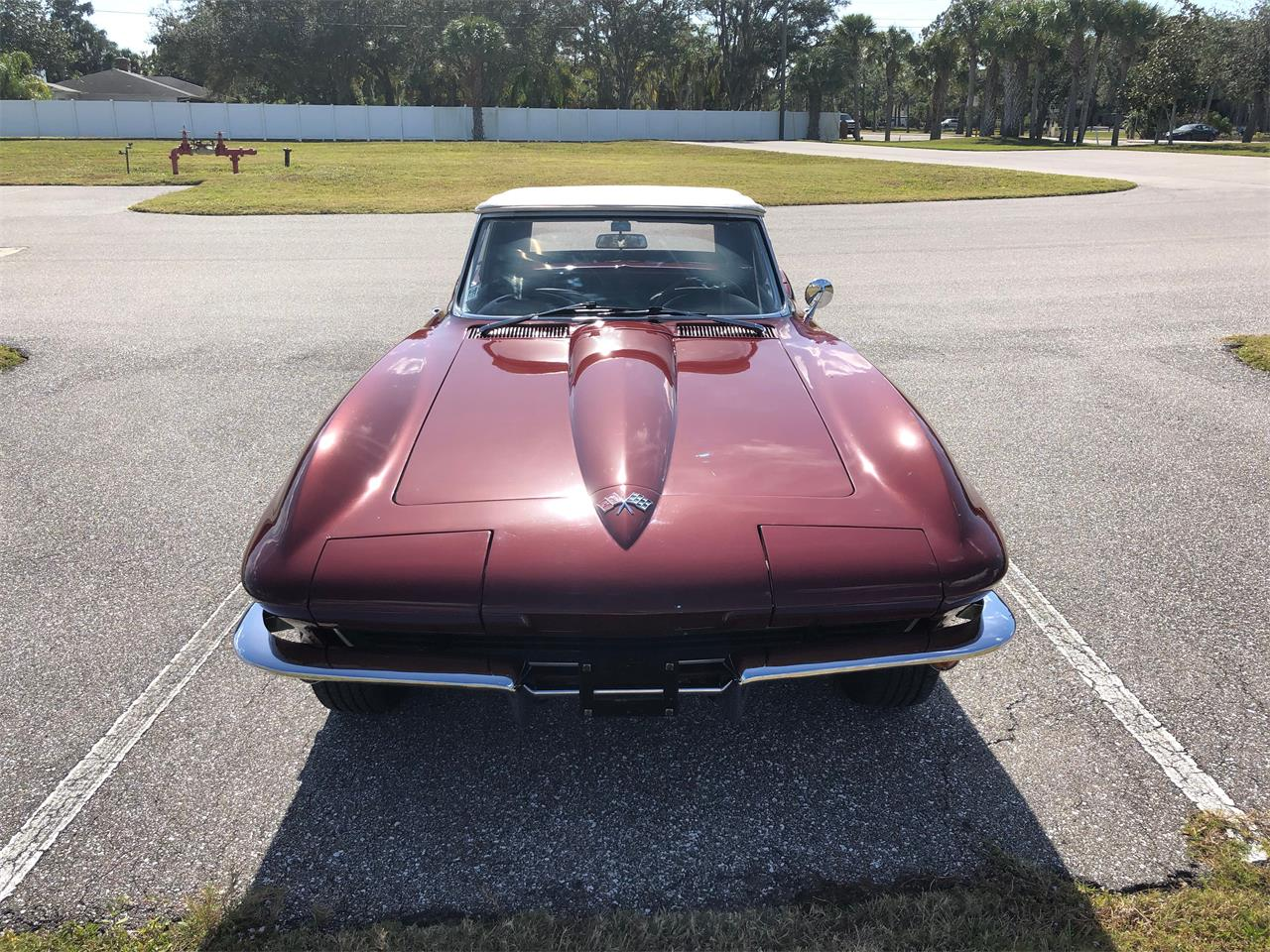 Large Picture of Classic 1965 Chevrolet Corvette located in Venice Florida - $56,900.00 Offered by a Private Seller - PYHN