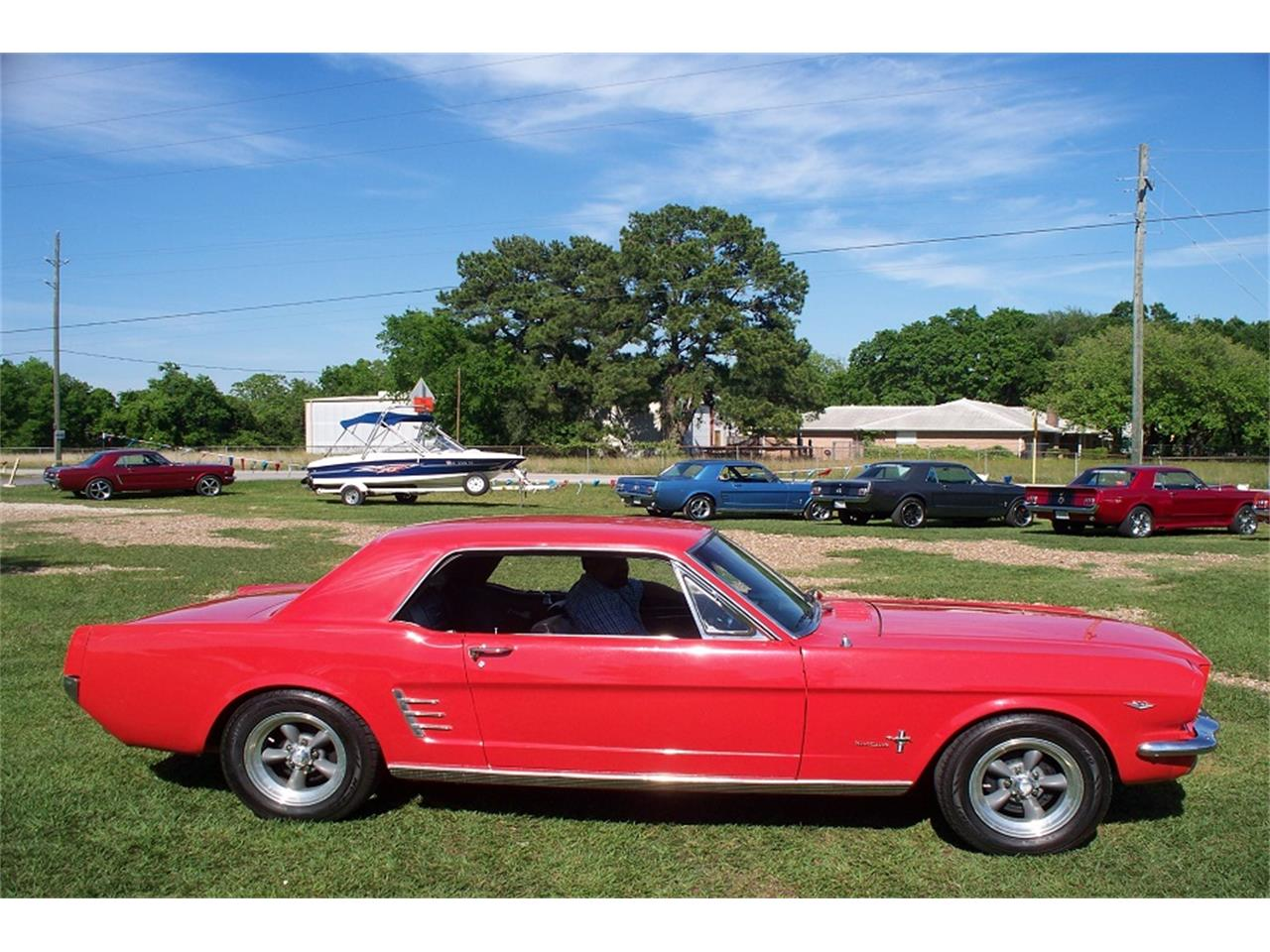 Large Picture of '66 Mustang - PXQ6