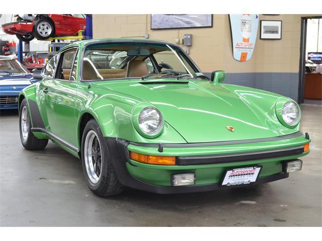 1976 Porsche 911/930