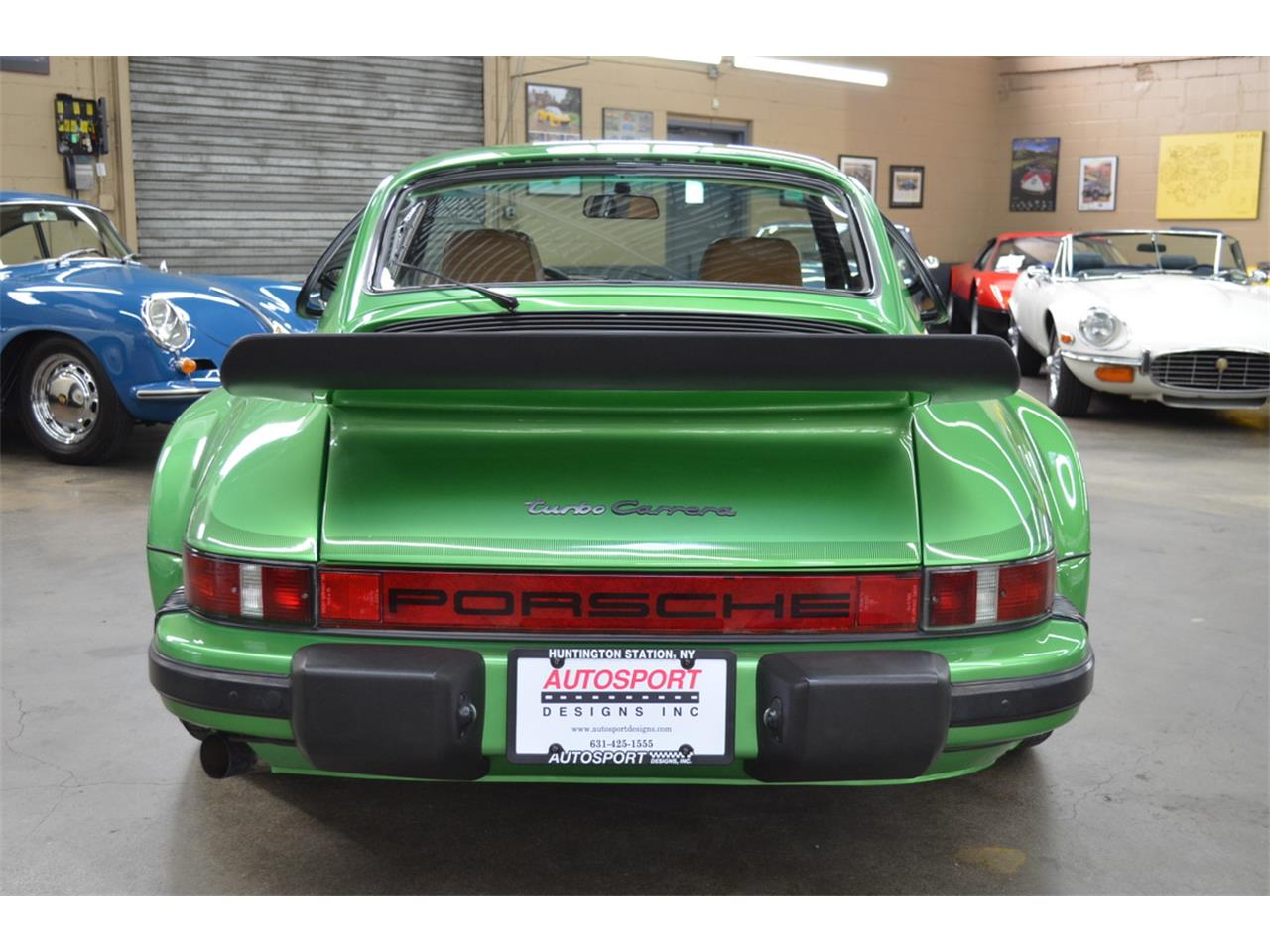Large Picture of '76 911/930 - PXQB