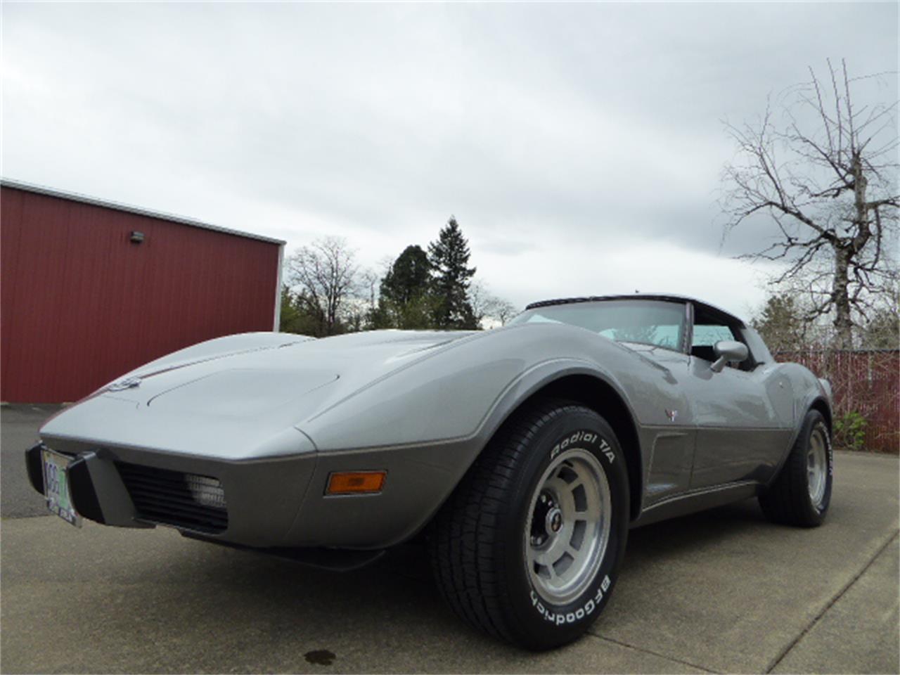 Large Picture of '78 Corvette - PXQF