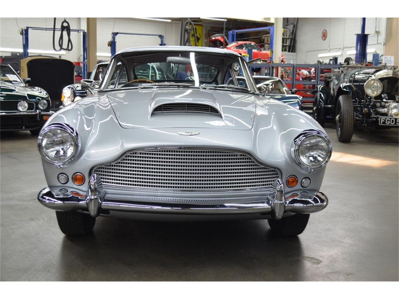 Large Picture of '60 DB4 Series II - PXQJ