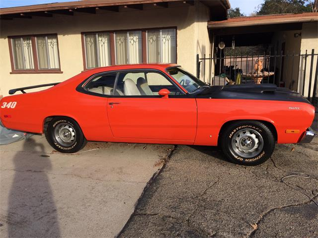 Picture of '72 Duster - PYM5