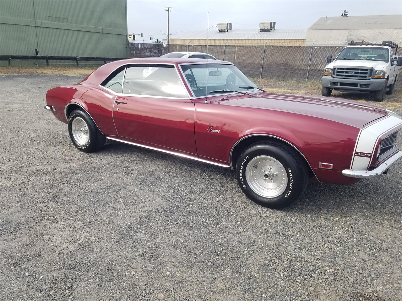 Large Picture of '68 Camaro - PYMD