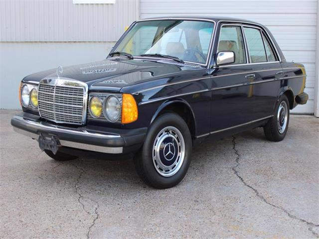 Picture of '81 Mercedes-Benz 300D located in Texas - $17,900.00 Offered by  - PYMG