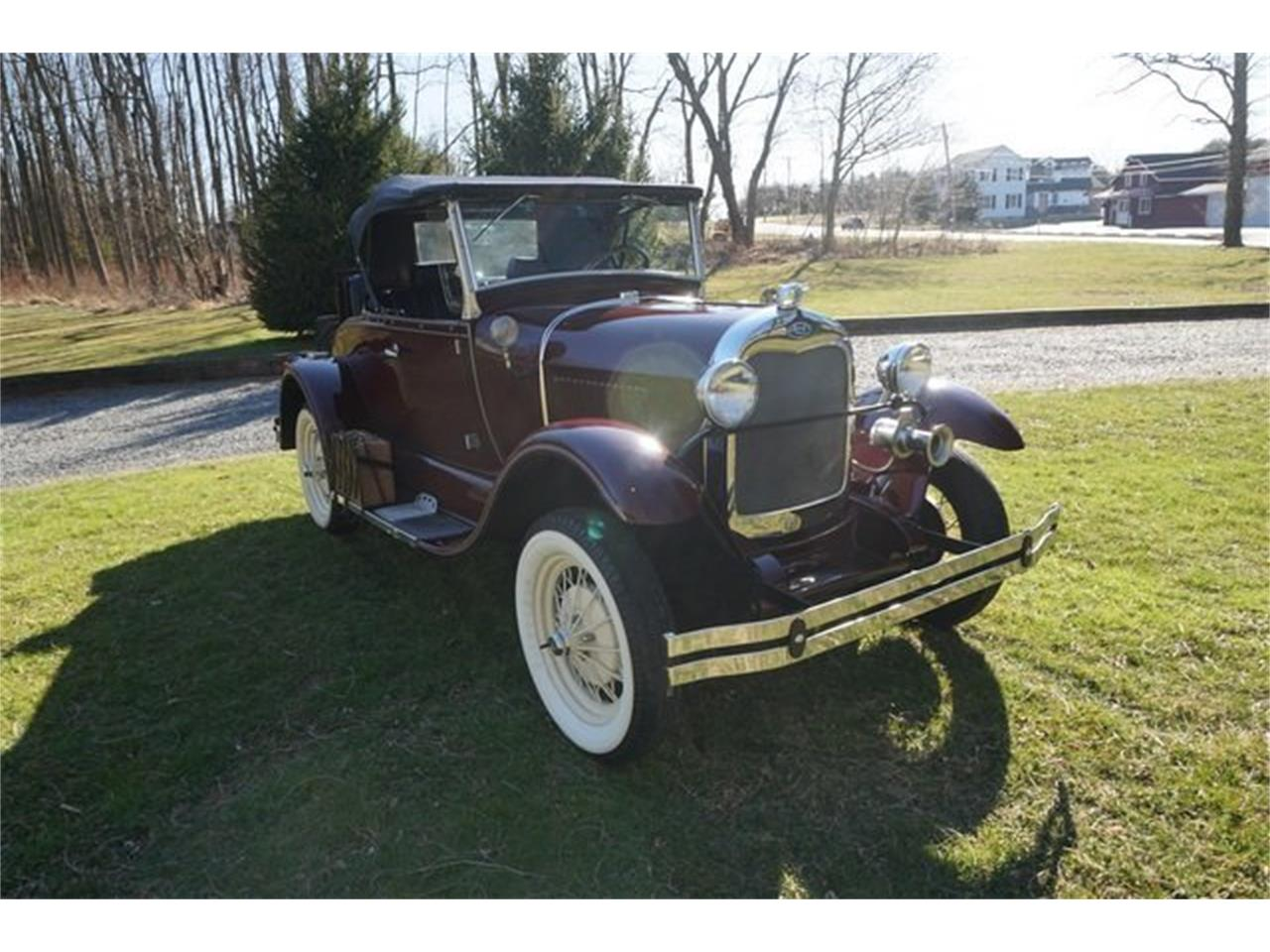 Large Picture of '29 Model A - PYML