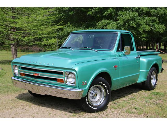 Picture of Classic 1967 C10 located in Gans Oklahoma Offered by  - PYMU