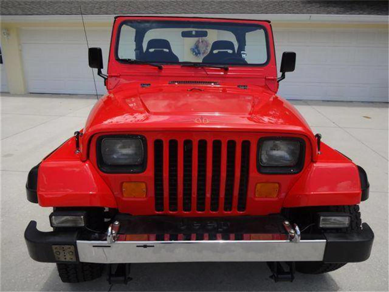 Large Picture of '88 Wrangler - PYN0