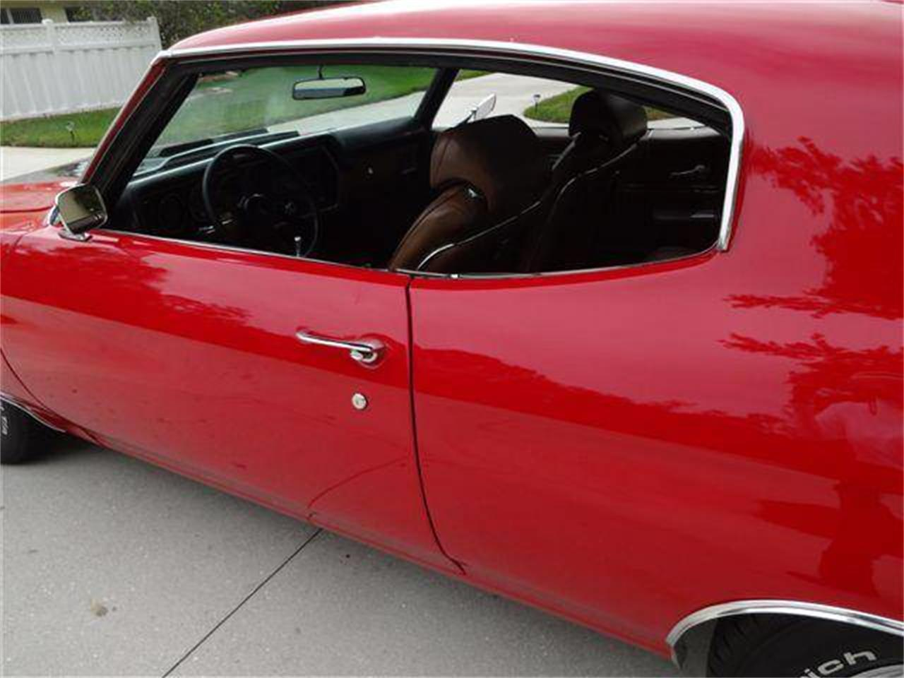 Large Picture of '71 Chevelle SS - PYNA