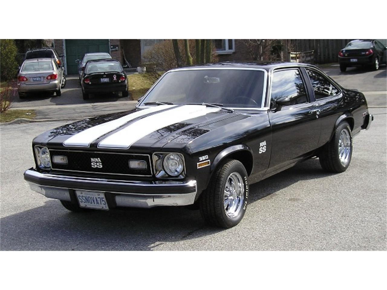 Large Picture of 1975 Chevrolet Nova SS Offered by a Private Seller - PYNH
