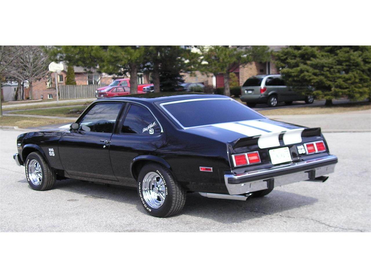 Large Picture of '75 Nova SS located in Grafton Ontario - $25,000.00 - PYNH