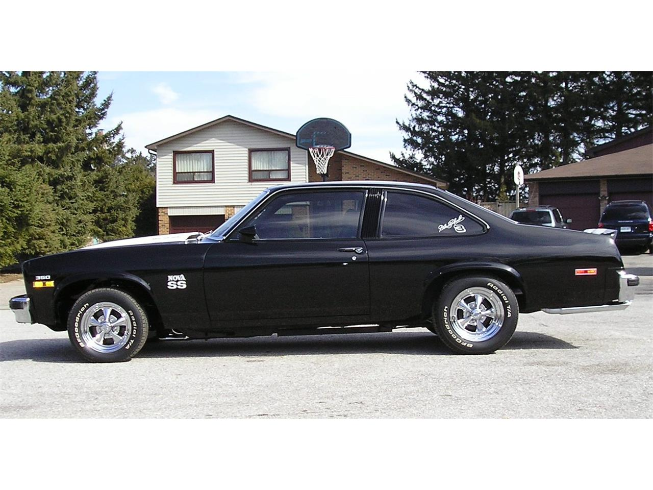 Large Picture of 1975 Chevrolet Nova SS - PYNH