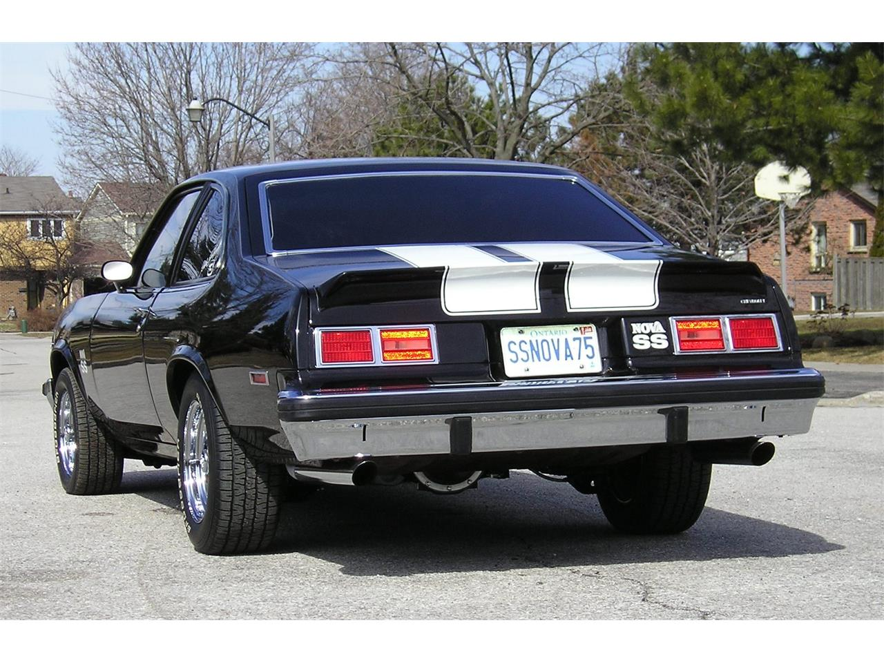 Large Picture of '75 Chevrolet Nova SS located in Grafton Ontario - PYNH