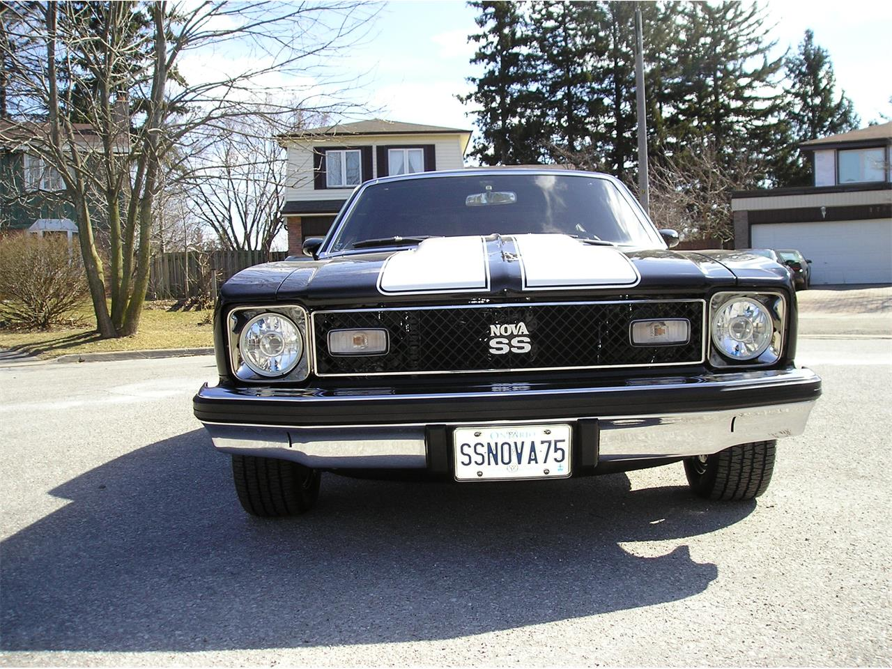 Large Picture of 1975 Chevrolet Nova SS located in Grafton Ontario Offered by a Private Seller - PYNH