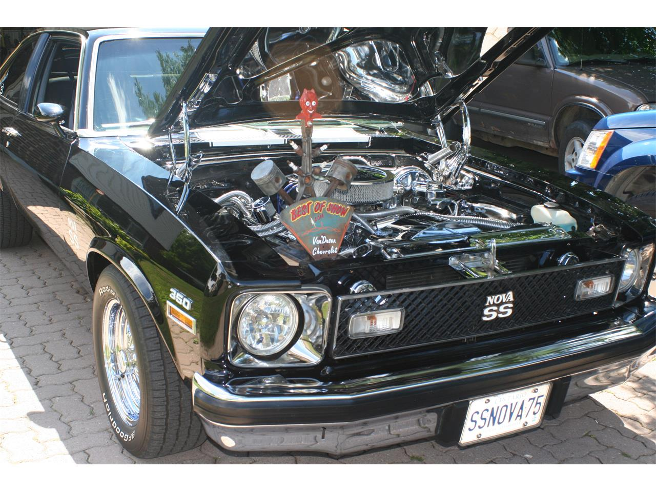 Large Picture of '75 Chevrolet Nova SS - PYNH