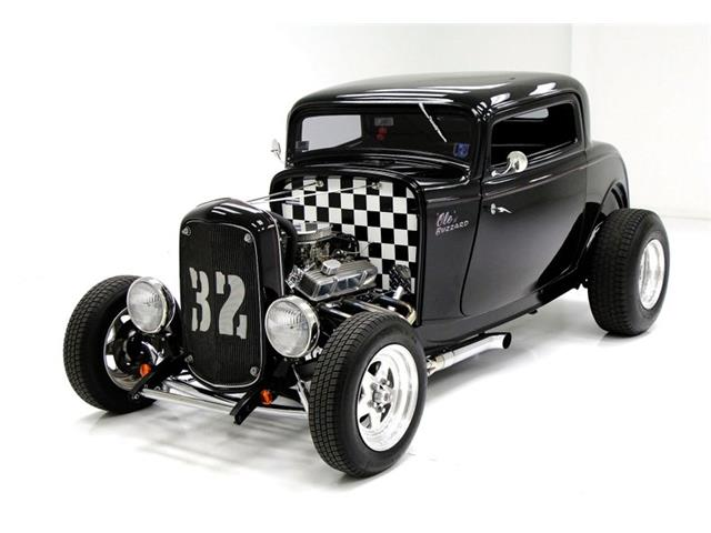 Picture of '32 3-Window Coupe - PXQR
