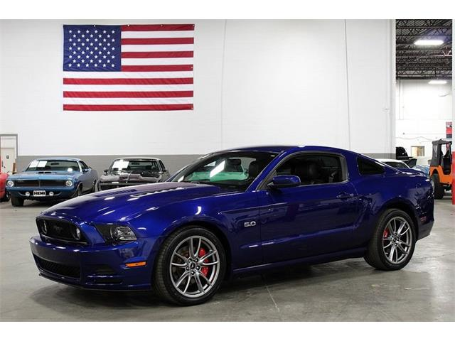 Picture of '13 Mustang - PYNI