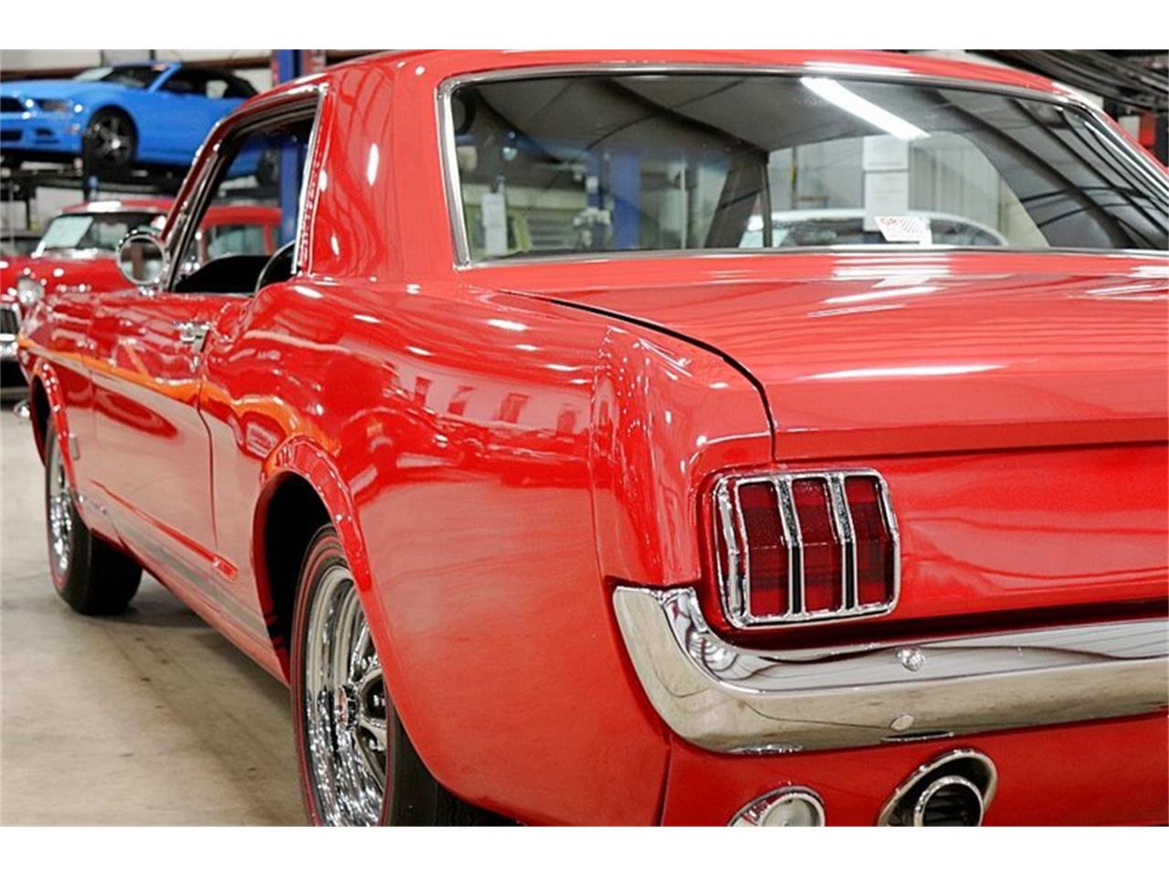 Large Picture of '65 Mustang - PYNP