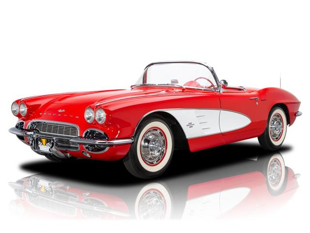 Picture of Classic 1961 Chevrolet Corvette located in Charlotte North Carolina Offered by  - PYO2