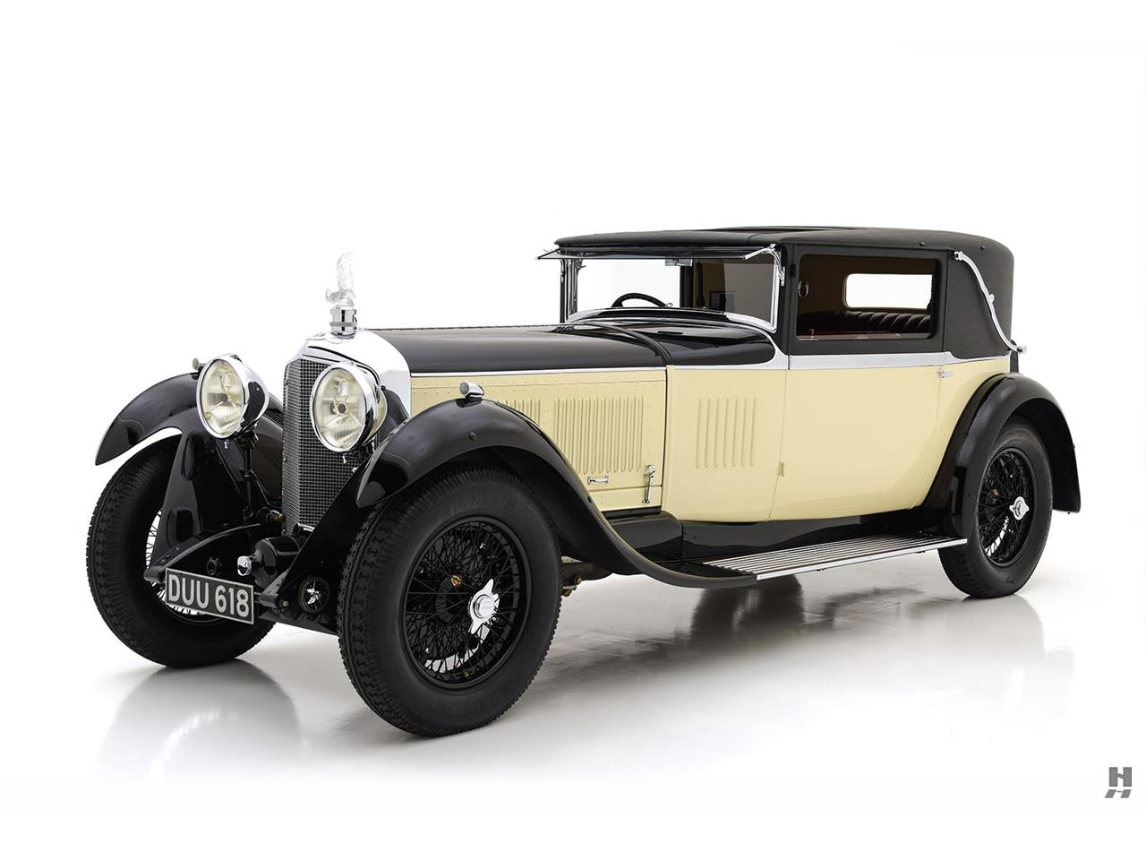Large Picture of Classic 1930 Bentley Speed Six Tourer located in Missouri Offered by Hyman Ltd. Classic Cars - PYOI