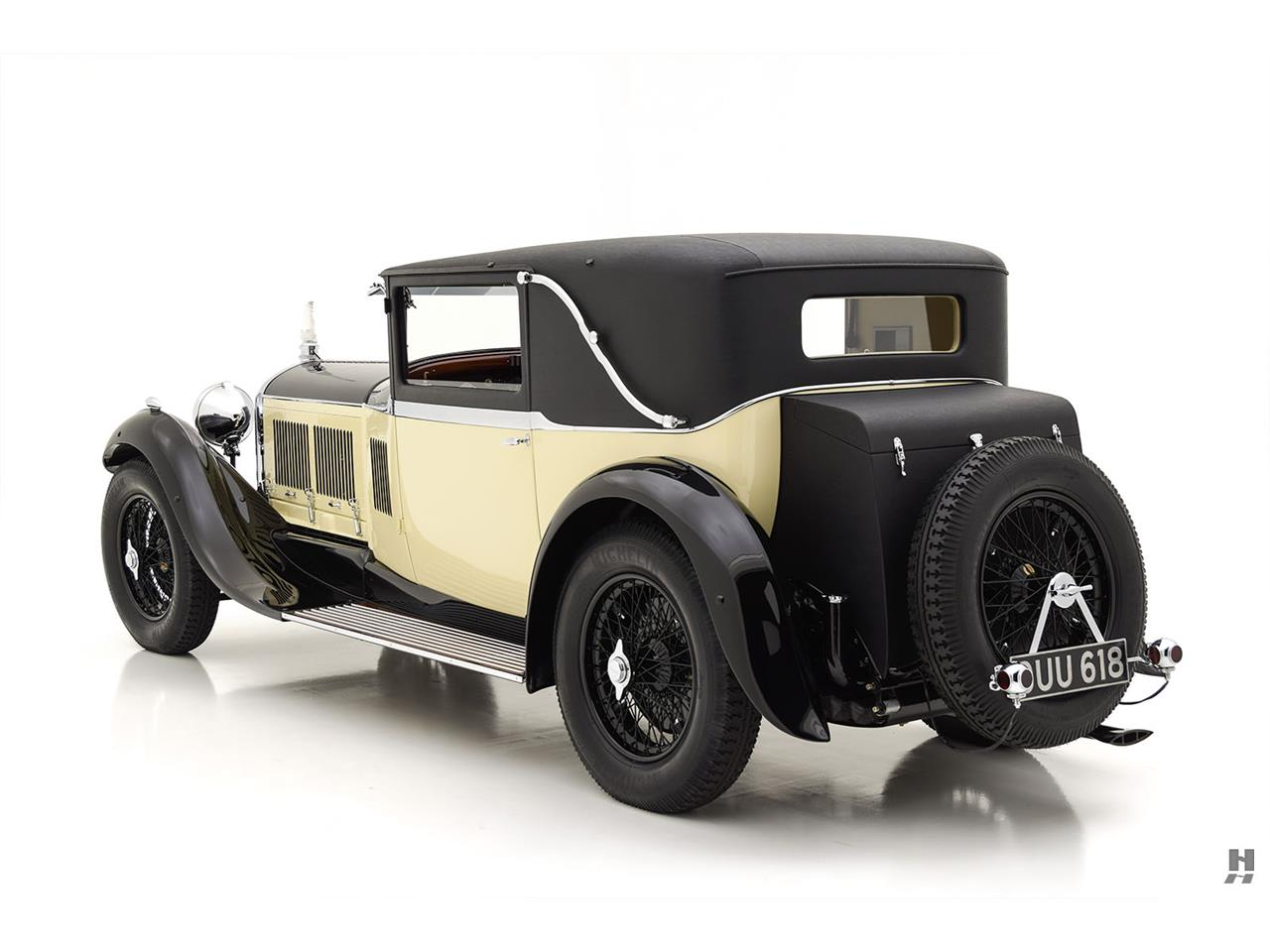 Large Picture of '30 Bentley Speed Six Tourer located in Missouri Offered by Hyman Ltd. Classic Cars - PYOI