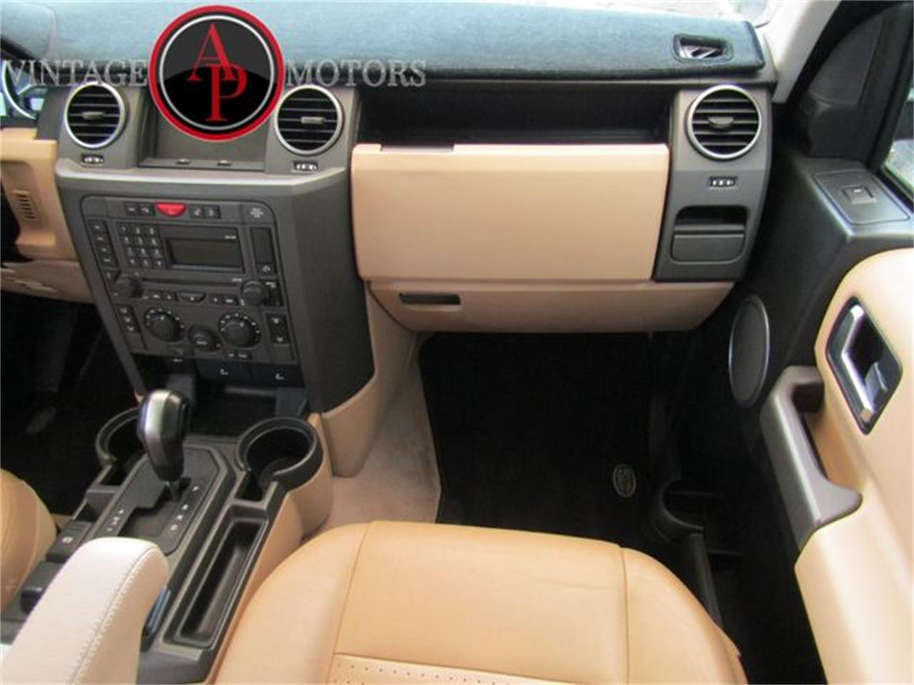 For Sale: 2005 Land Rover LR3 in Statesville, North Carolina