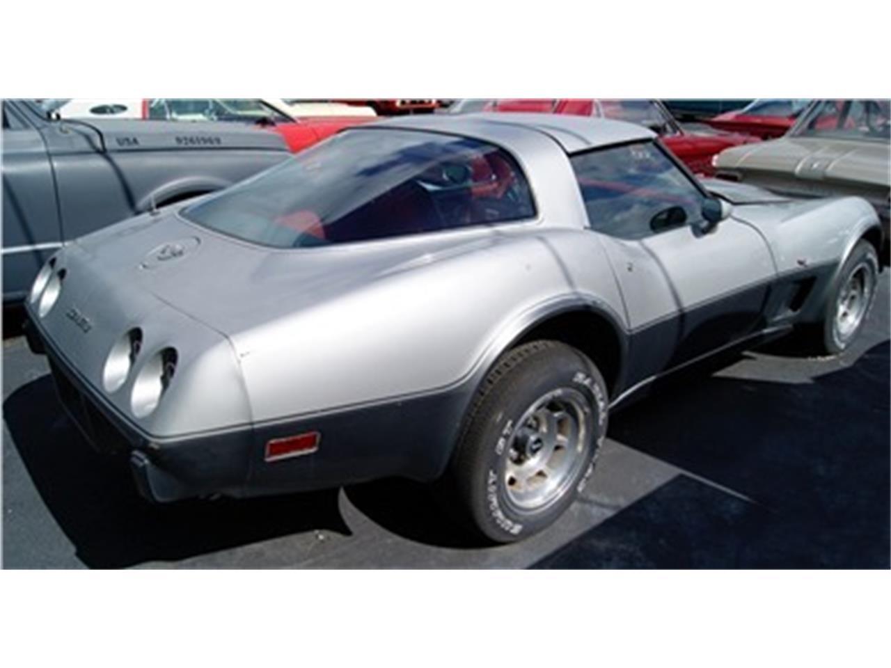 Large Picture of '78 Corvette - PYPI