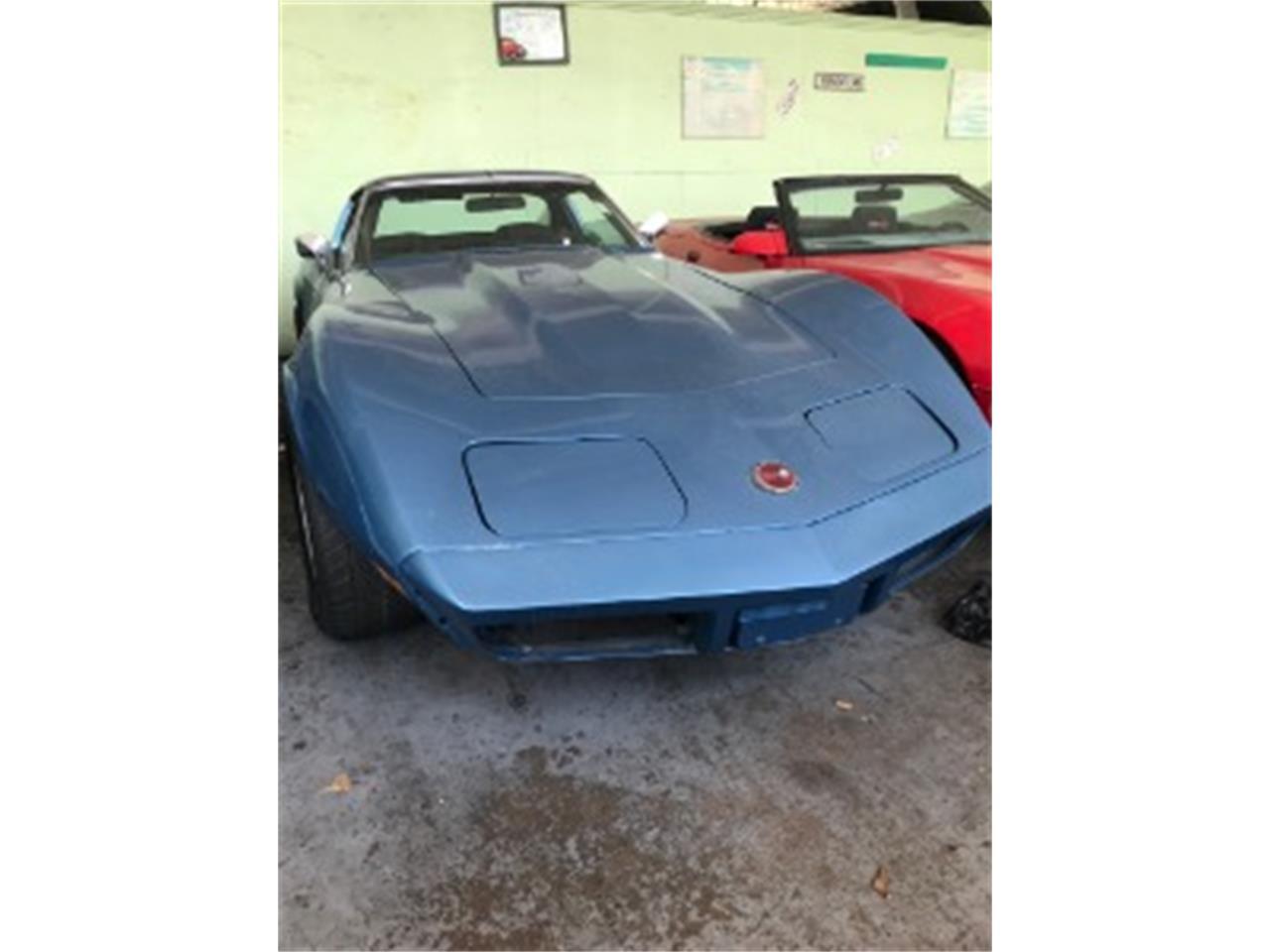 Large Picture of '76 Corvette - PYPN